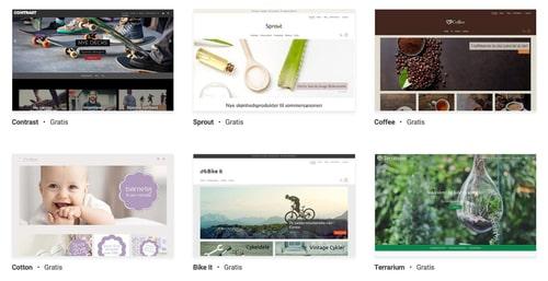 designskabeloner-webshop