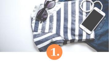 Tøj, solbriller, bukser, accessories til salg